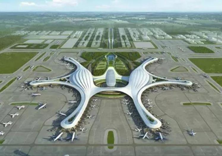 成都天府国际机场项目