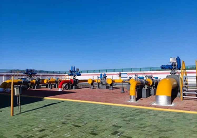 中俄东线天然气管道项目